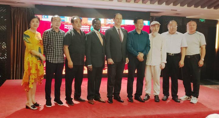 第五届世界朋友节在东方圣城曲阜拉开序幕